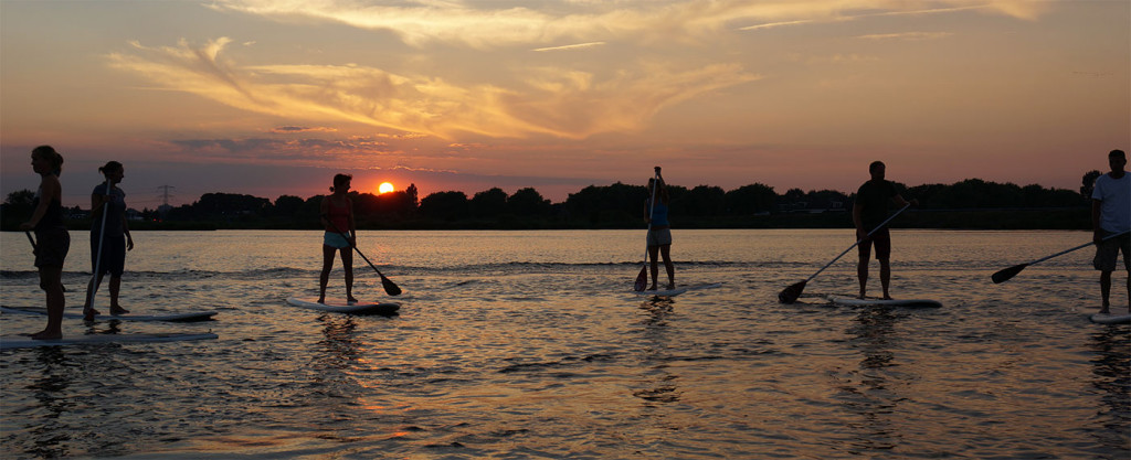 sup tour stand up paddle twiske