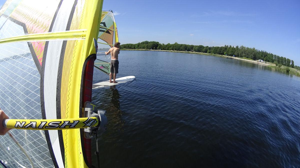 windsurfles twiske