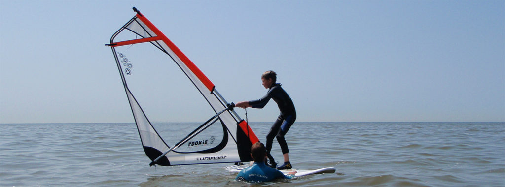 Prive windsurfles twiske