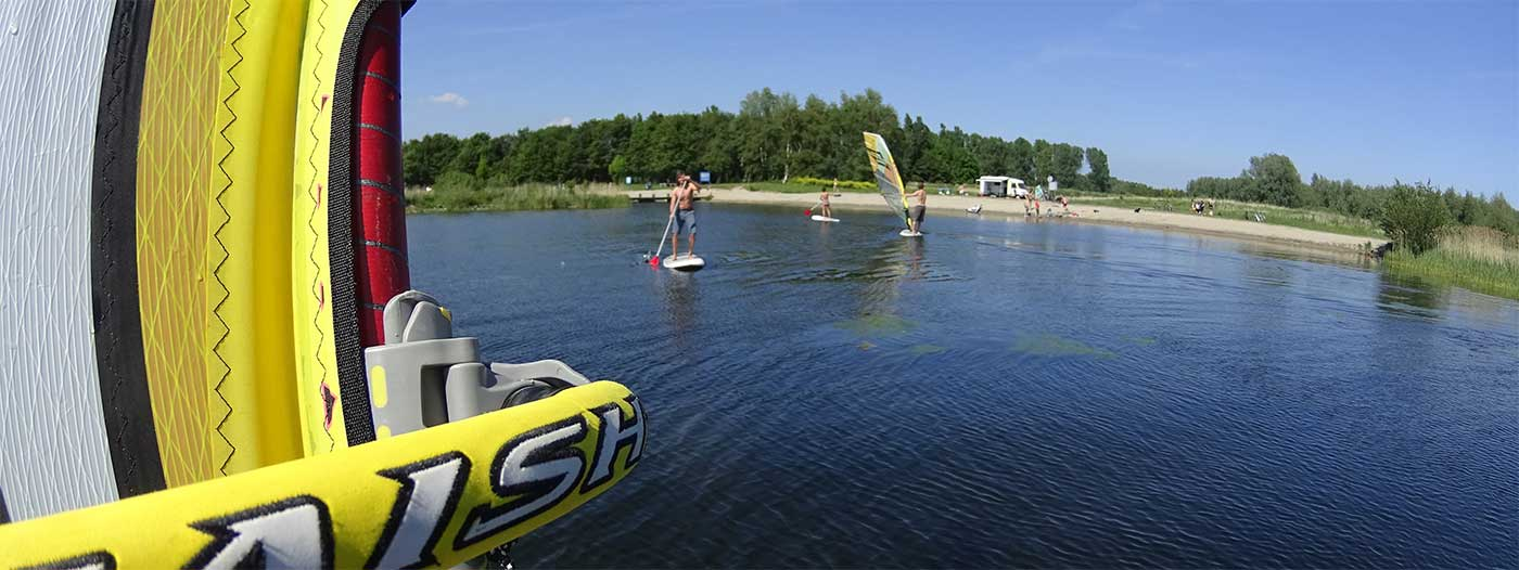 Windsurf en Sup | Twiske Oostzaan