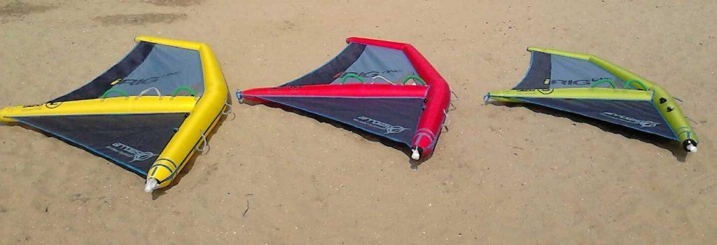 Irig inflatable rig