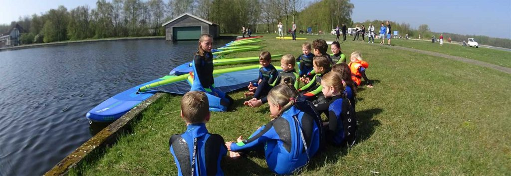 School windsurflessen