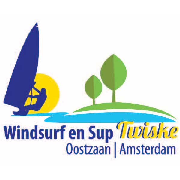 Logo windsurf en sup twiske