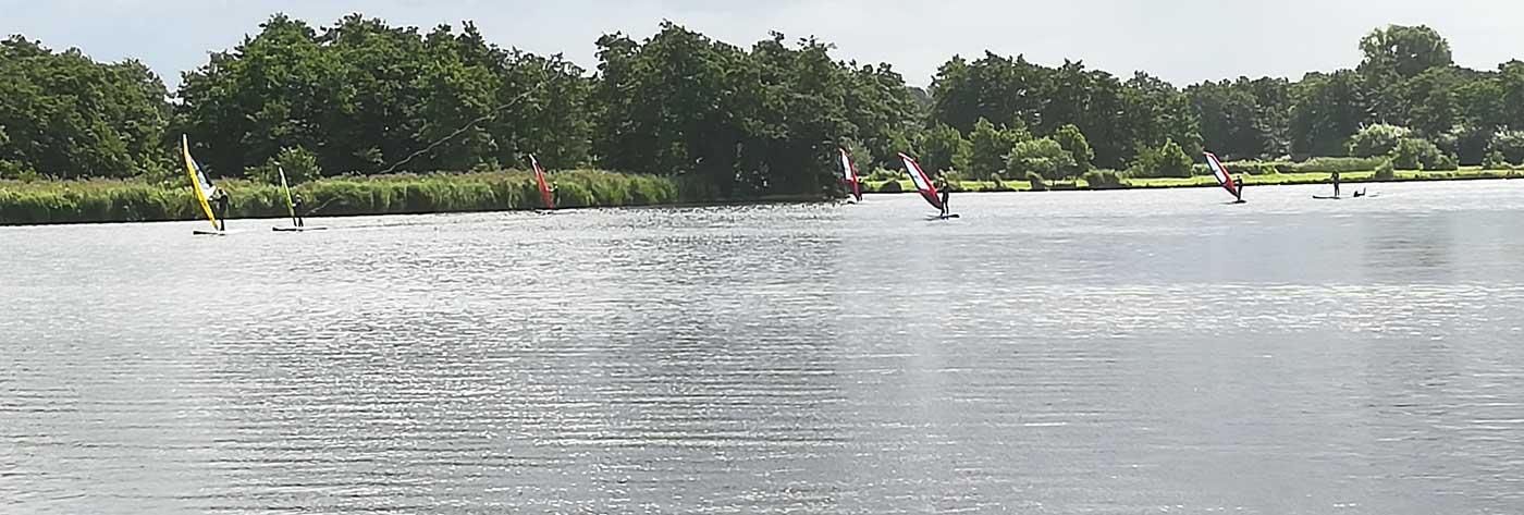 Windsurf clinic twiske