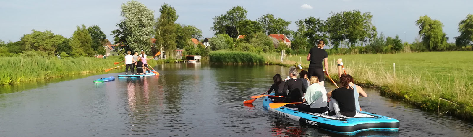 Discover Twiske & Waterland